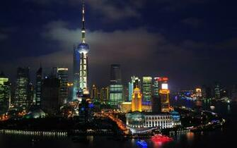 Shanghai Nights China Wallpapers HD Wallpapers