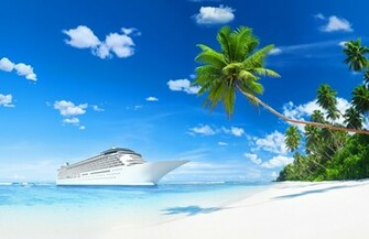 Cruise Ship Computer Wallpapers Desktop Backgrounds 4000x2589 ID
