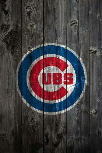 Cubs iPhone Wallpaper Background MLB WALLPAPERS Pinterest Cubs