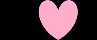 pink wallpaper web Black And Pink Heart Wallpaper