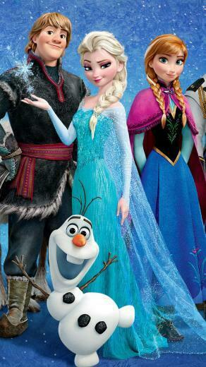 Frozen 2013 Movie Wallpaper   iPhone Wallpapers