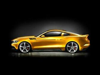 2015 Saleen S302 Black Label Wallpapers