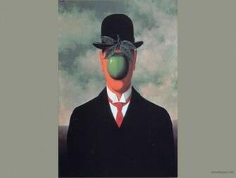 Rene Magritte Wallpaper 03