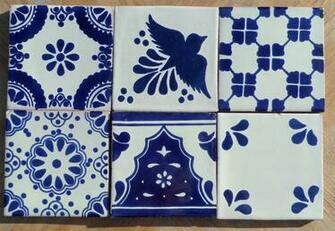 Mexican Tile   Mexican Sothwest Style Decor Talavera