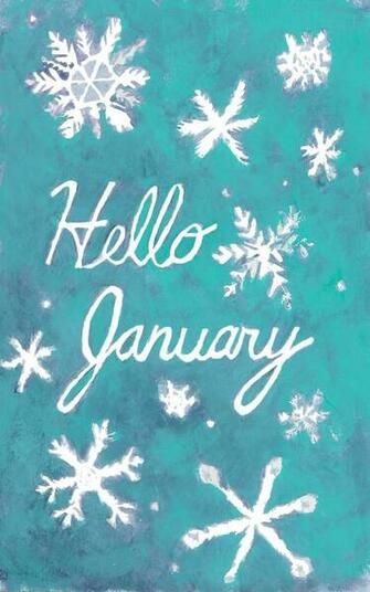 Heather Powers Art Hello January Wallpapers
