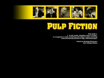 Pulp Fiction   Pulp Fiction Wallpaper 13178404