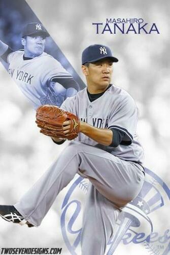MLB Guru on Twitter Masahiro Tanaka iPhone Wallpaper Courtesy