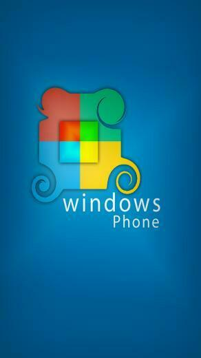 Windows phone iphone 5 background hd