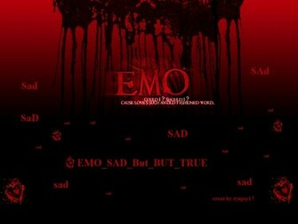 Emo   Emo Wallpaper 1002313