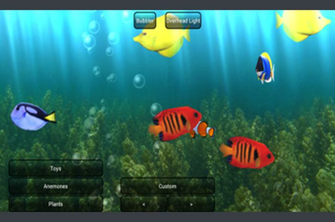 Download the program Aquarium Live Wallpaper Wallpaper for Android