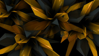 Abstract Polygon HD Wallpaper wallpapers55com   Best Wallpapers for