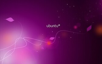 Ubuntu Purple Wallpapers HD Wallpapers