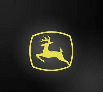John Deere Logo Wallpaper Cuadros