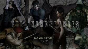 The Mercenaries RE4 Resident Evil Wiki FANDOM powered by Wikia