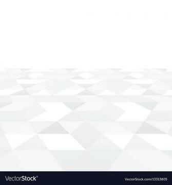 Abstract white background triangle Royalty Vector Image