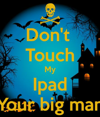 Free Download Don T Touch My Phone Wallpaper 500x773 For