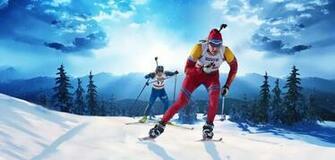 Biathlon Wallpaper Wallpapers High Quality Download