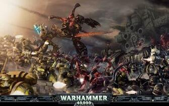 Warhammer 40k Space Marines Chaos Bolter Guns wallpapers 1280800