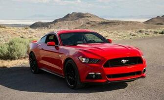 2015 Mustang Gt Wallpapers