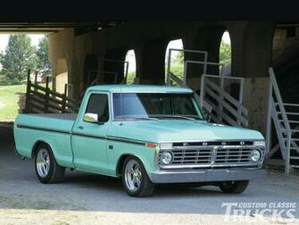 1976 Ford F 100 Wallpaper and Background Image 1600x1200 ID