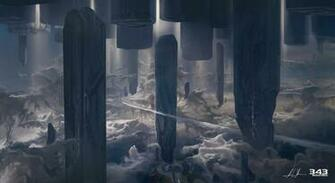 Fine Art 26 Stunning Pieces Of Halo 4 Concept Art Kotaku Australia
