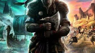 Assassins Creed Valhalla 8K Wallpaper 71958