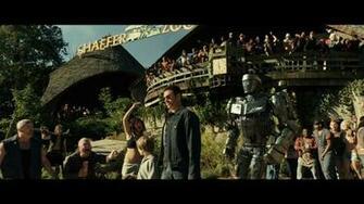 Gigantes de Acero 2011 [BLuray 1080p Full] [DTS HD] [Latino 51