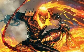 Ghost Rider Wallpaper 2 by Spitfire666xXxXx
