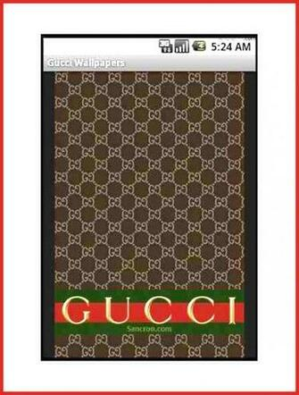 Gucci Print Wallpaper Of branding gucci launched