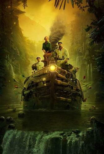 Jungle Cruise 2020 Movie Wallpaper HD Movies 4K Wallpapers