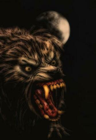 An American Werewolf In London by Brizie