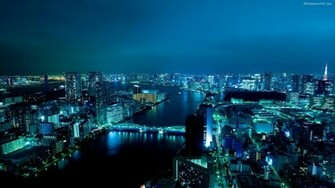Download Blue City Wallpapers Background HD pictures in high