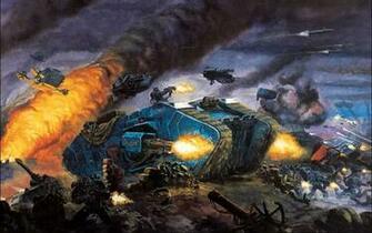 Warhammer 40K Wallpaper 1280x800 Warhammer 40K Space Marines