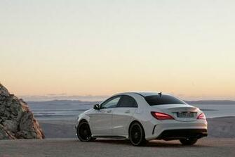 Mercedes Benz CLA Class CLA45 AMG Wallpaper Mercedes benz cl