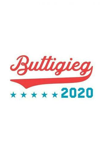 Buttigieg 2020 Pete Buttigieg Journal Diary Notebook 2020
