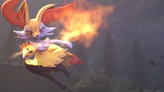 [SFM] Braixen by Postal Code