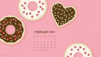 February 2019 Calendar Wallpapers Calendar 2019