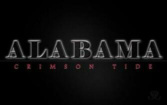 Alabama Crimson Tide Wallpaper by esksmith77