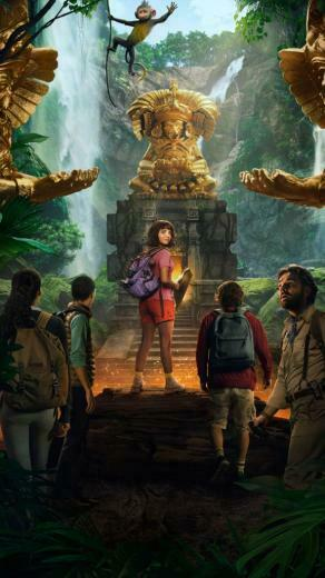 Download Best Quality Dora And The Lost City of Gold 2019 4K UHD