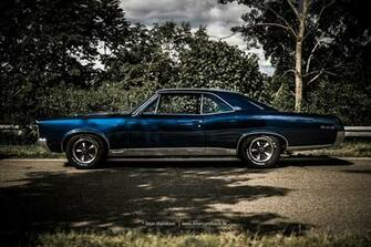 1967 Pontiac GTO by AmericanMuscle
