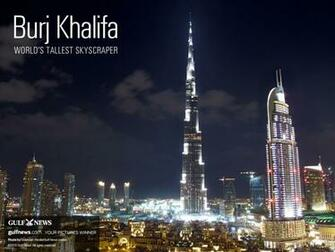 Burj Khalifa At Night id 187887 BUZZERG
