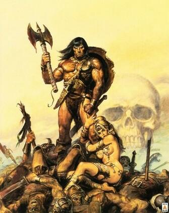 wallpapers conan the barbarian tapety na plochu conan the barbarian