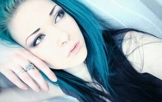 Cute Emo Girl HD Wallpaper   StylishHDWallpapers