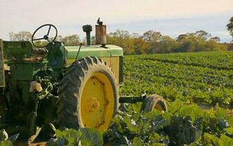 Farm Tractor Wallpaper HD wallpaper background