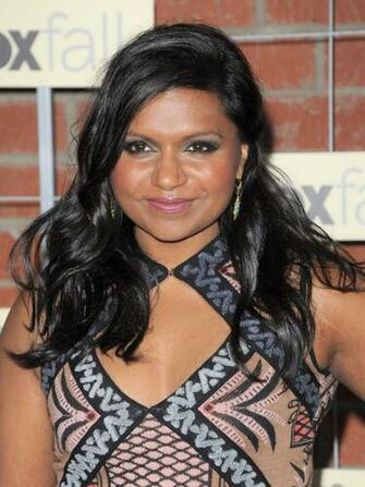 Mindy Kaling Celebrities Public Figures I admire