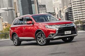 Mitsubishi Outlander 2016 HD wallpapers download