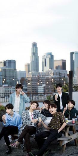 BTS iPhone Wallpaper Bangtan boys Dispatch Jin