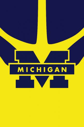Michigan Wolverines iPhone wallpaper BeatOhio PinToWin U of M