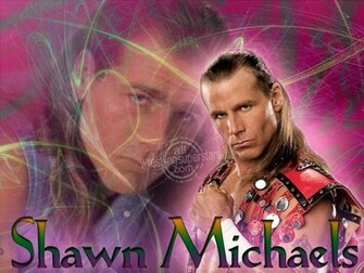 wwe shawn michaels wallpapers Wrestling Raw Smack Down ECW