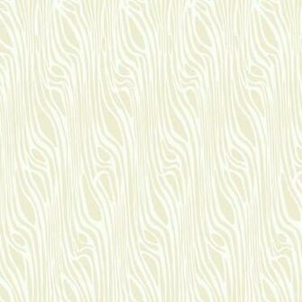 Beige and White Vertical Half Squiggle Wallpaper   Wall Sticker Outlet